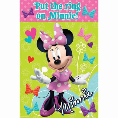 Minnie Mouse Game - Put The Ring On Minnie - The Base Warehouse