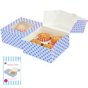 3 Pack Ocean Tang Cupcake Holder