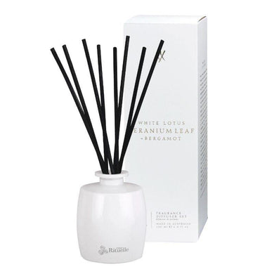 Alchemy - White Lotus, Geranium Leaf & Bergamot Diffuser - 200ml - The Base Warehouse