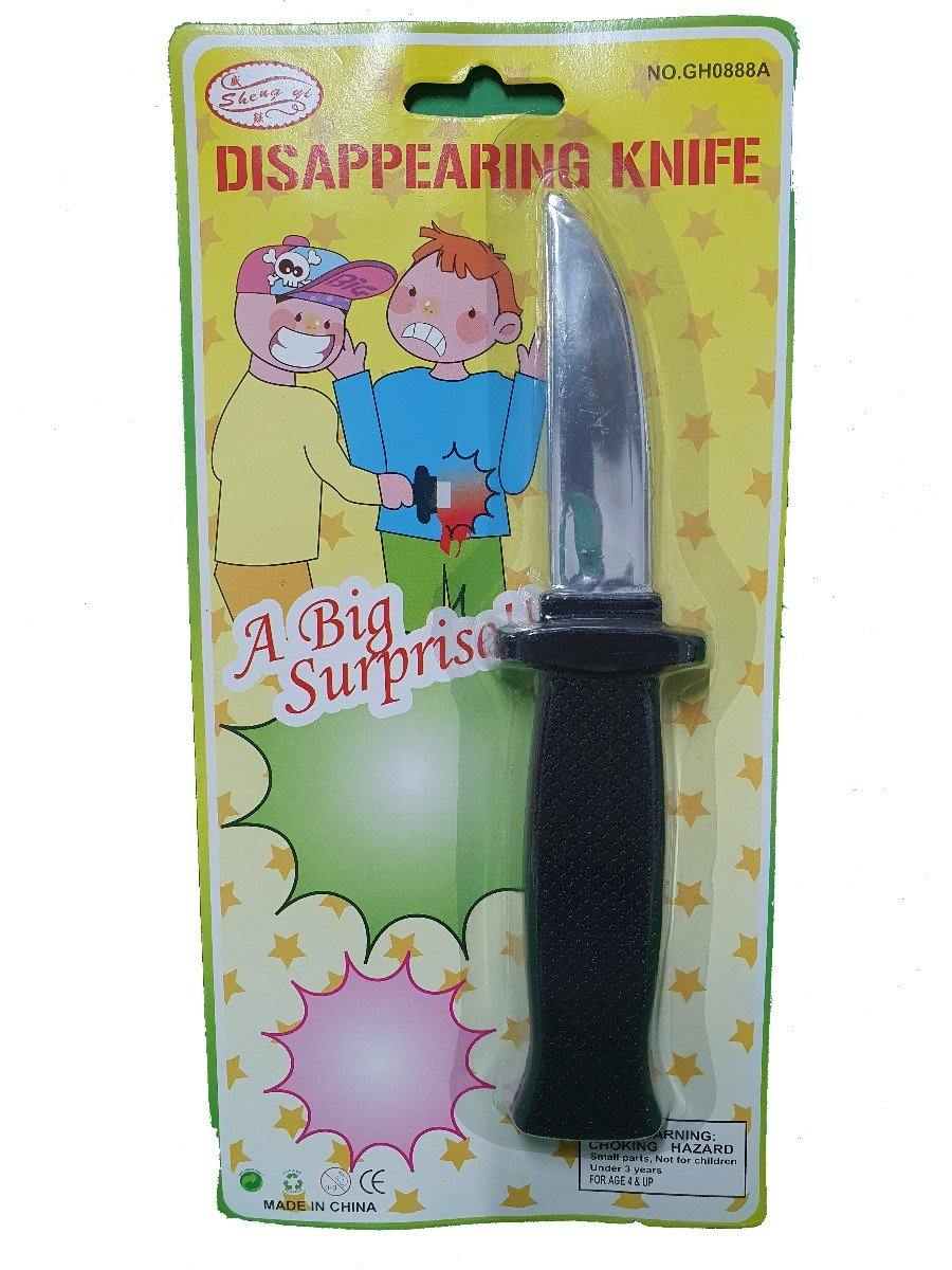 Plastic Disappearing Knife - 19cm