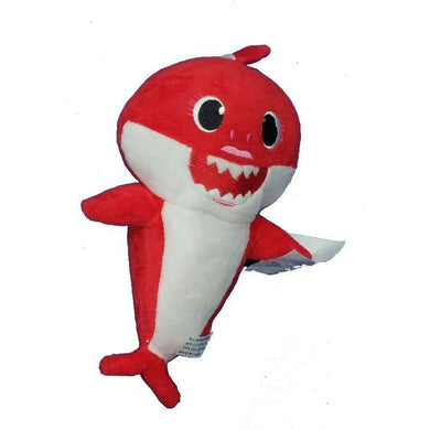 Baby Shark Soft Toy - 30cm - The Base Warehouse