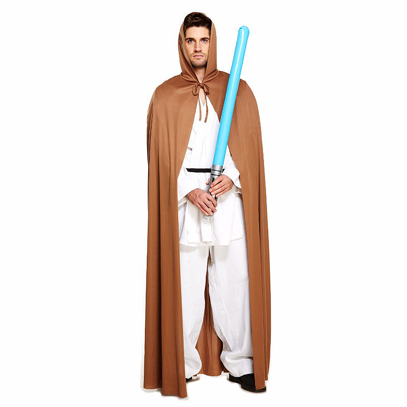 Mens Star Wars Jedi Cape Costume