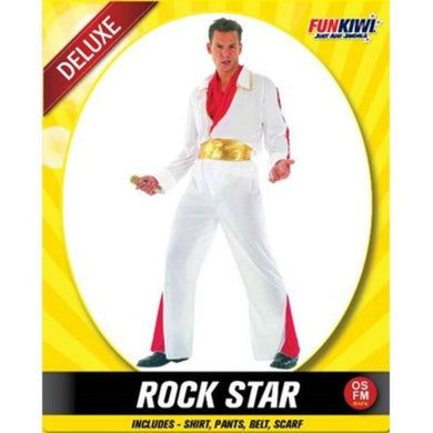 Mens Deluxe Elvis Costume - The Base Warehouse