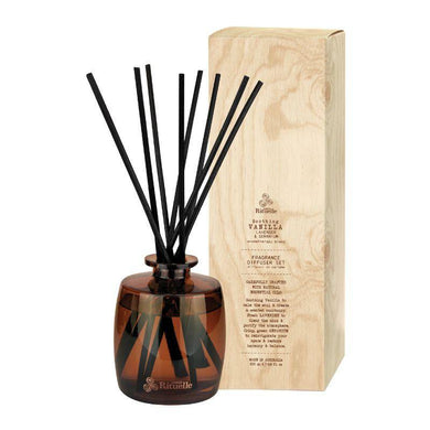 Flourish Organics - Vanilla, Lavender & Geranium Diffuser - 200ml - The Base Warehouse