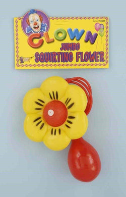 Novelty Jumbo Squirt Flower Prop - The Base Warehouse