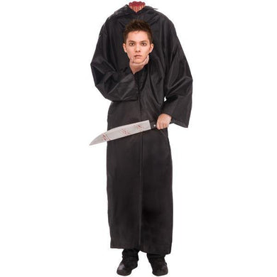 Adult Headless Man Costume - The Base Warehouse