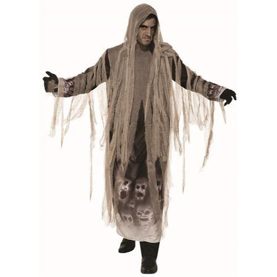 Adult Tattered Ghoul Costume - The Base Warehouse