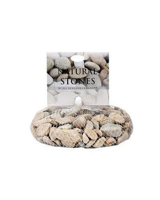 Small Natural Decorative Stones - 1kg - The Base Warehouse