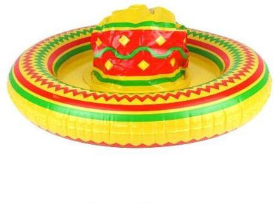 Inflatable Mexican Sombrero 53cm - The Base Warehouse