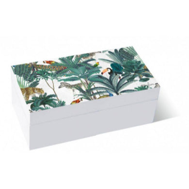 3D Jungle Box - 10cm x 20cm - The Base Warehouse