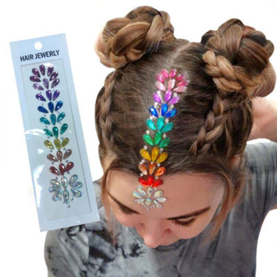 Pride Hair Jewels - The Base Warehouse