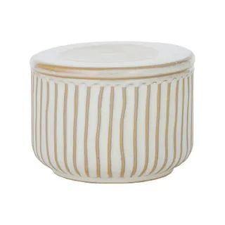 Libby Ceramic Trinket Box - 10.5cm x 7.5cm - The Base Warehouse