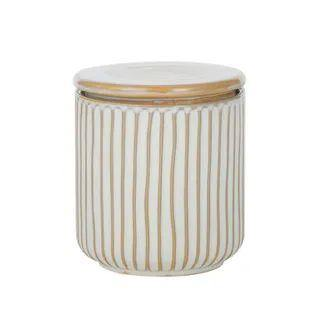 Libby Ceramic Trinket Box - 10.5cm x 11.5cm - The Base Warehouse