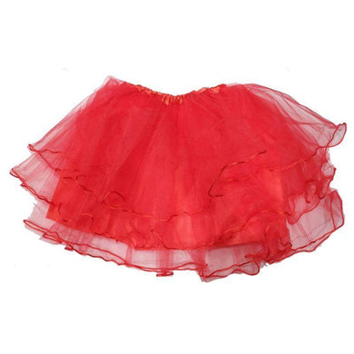 Adults Red Tutu - The Base Warehouse