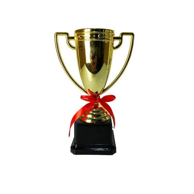 Golden World Cup Trophy - 36cm - The Base Warehouse