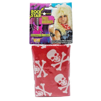 Red Skull Bandana - The Base Warehouse