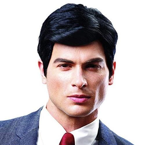 Black Salesman Wig