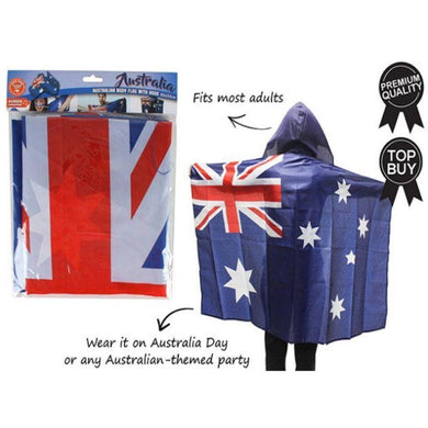 Australian Body Flag Cape - The Base Warehouse