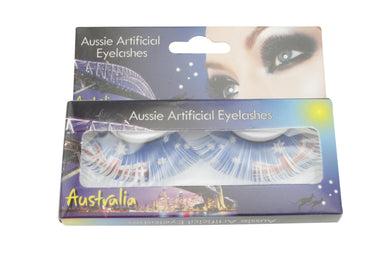 Australia Day Artificial Eyelashes - The Base Warehouse