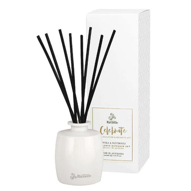 Scented Offerings - Vanilla & Patchouli Diffuser - 200ml - The Base Warehouse