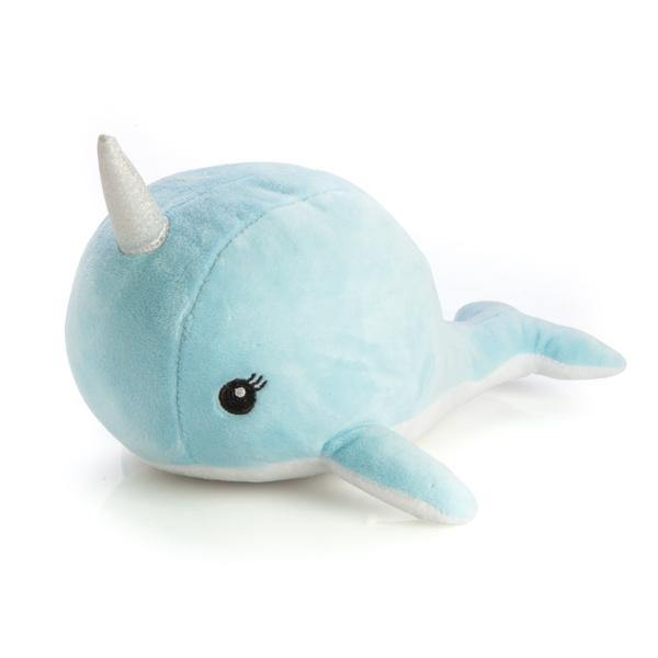 Plush Whale Narwhal