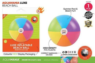Inflatable Giant Ball Beach Ball - 70cm - The Base Warehouse
