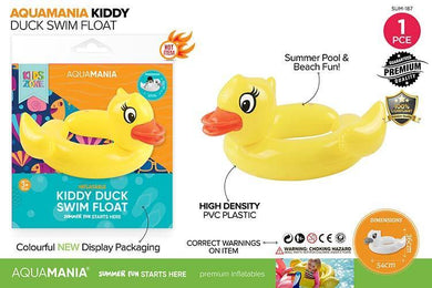 Inflatable Duck Split Ring - 54cm - The Base Warehouse