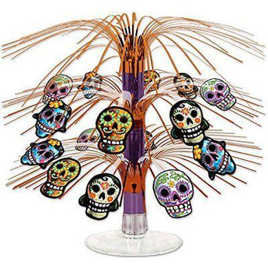 Day of the Dead Table Centrepiece - 19cm - The Base Warehouse