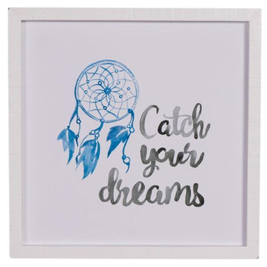 Catch Your Dreams Wall Art - The Base Warehouse