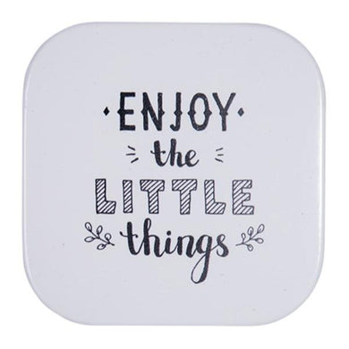 Enjoy The Little Things Wall Sign - The Base Warehouse