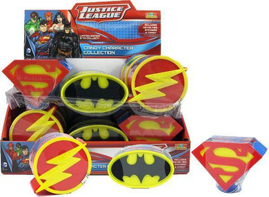 Justice League Logo Collecter - The Base Warehouse