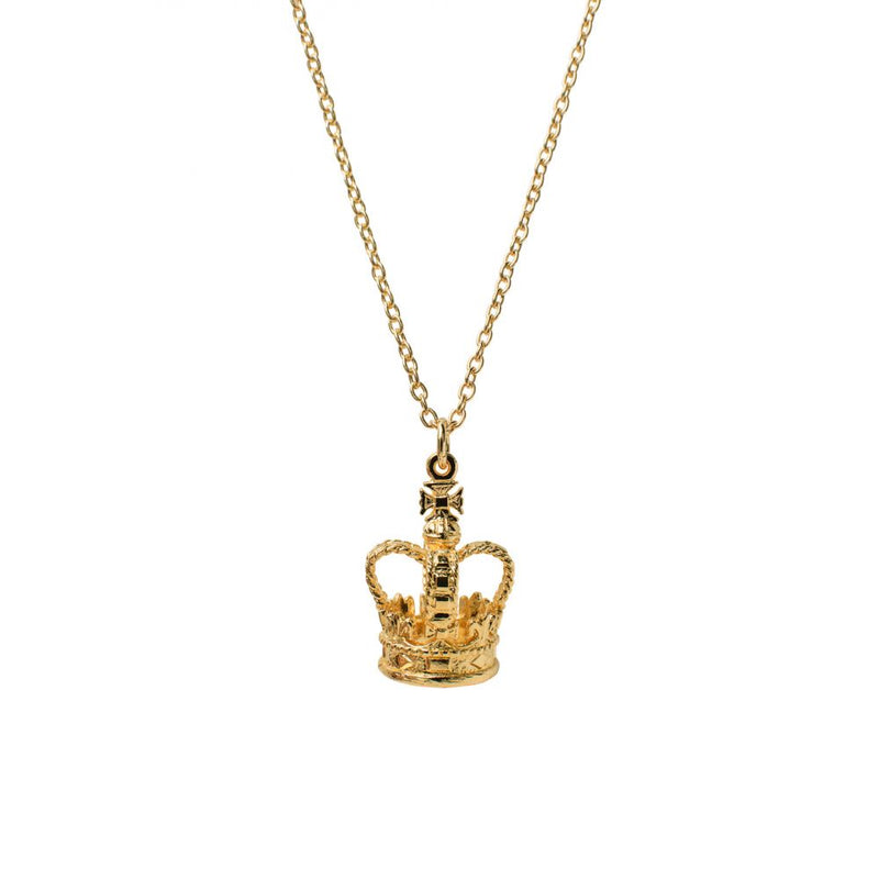 Royal Crown Large Charm - Mirabelle Jewellery