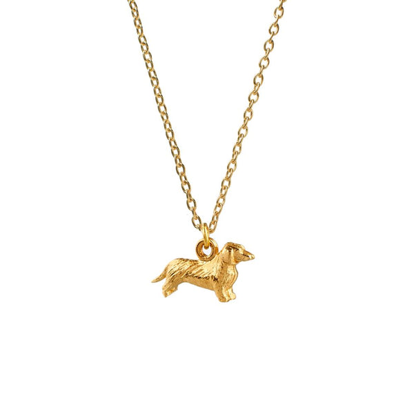 Dachshund Small Charm - Mirabelle Jewellery