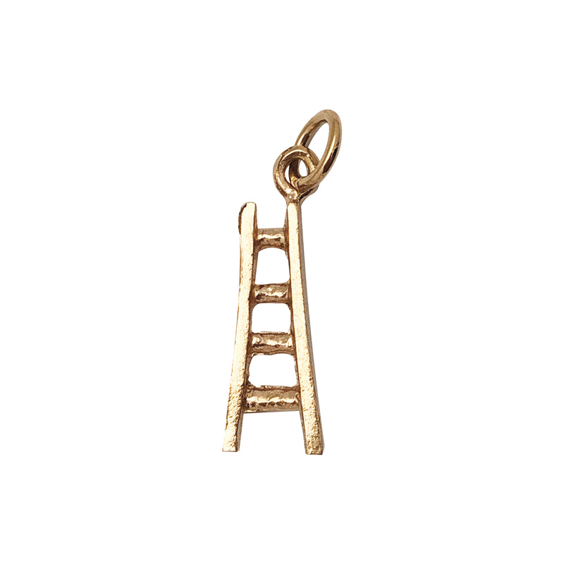 Garden Tools Ladder Charm - Mirabelle Jewellery