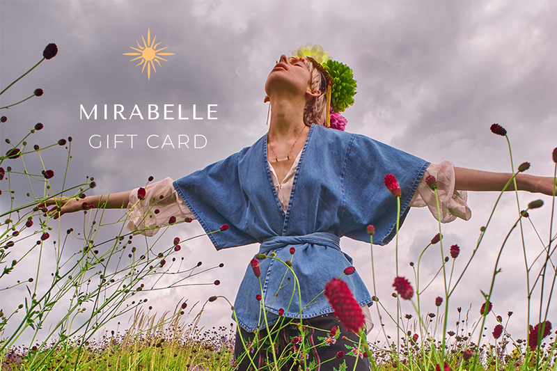 Mirabelle Jewellery Gift Card