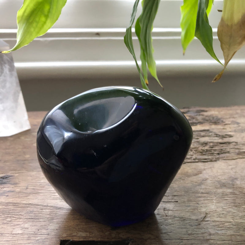 Unique Obsidian Freeform Polished From Java