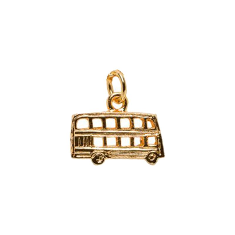 London Bus Charm - Mirabelle Jewellery