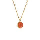 Magic Crystal Ball Carnelian on Biba