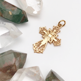 Marta Cross Small Charm