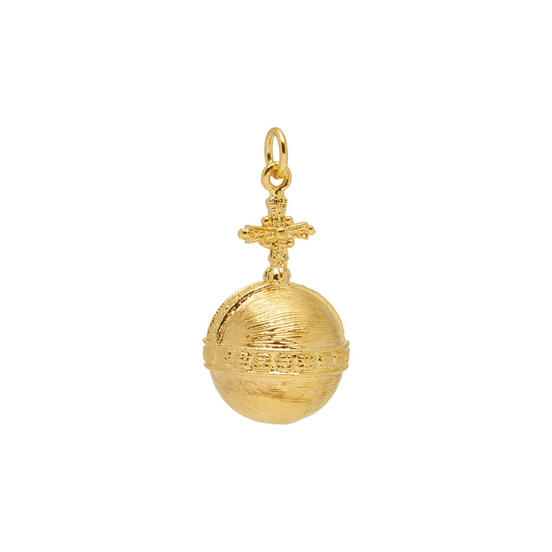 Small Orb Charm - Mirabelle Jewellery