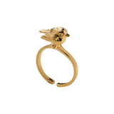 Robin Ring British Made - Mirabelle Jewellery