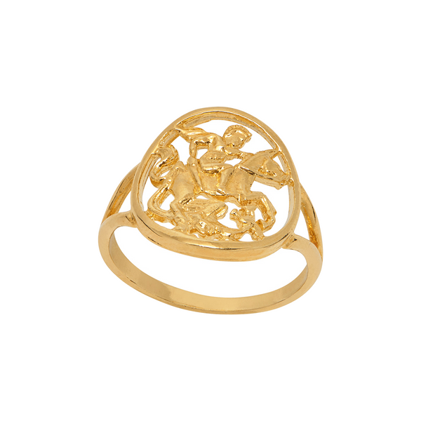 St George Ring - Mirabelle Jewellery