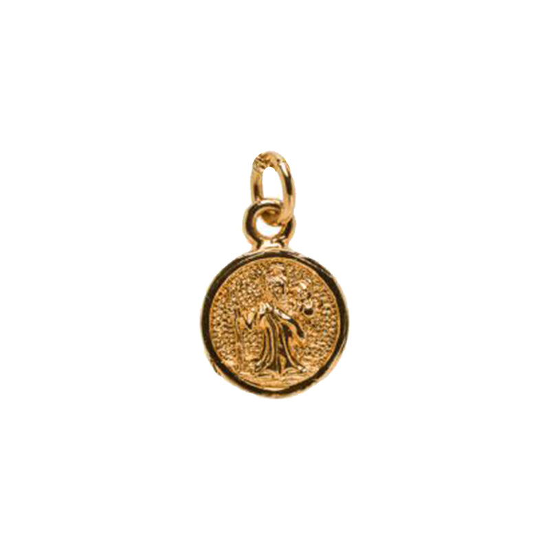 St Christopher Medal - Mirabelle Jewellery