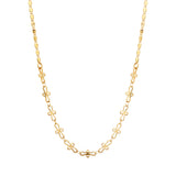 Val Rosary Chain Necklace - Mirabelle Jewellery