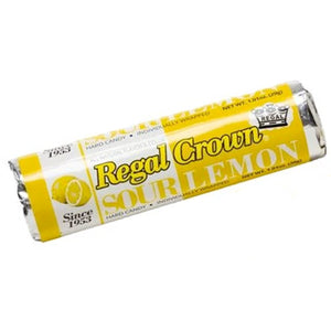 Regal Crown Sour Lemon Roll