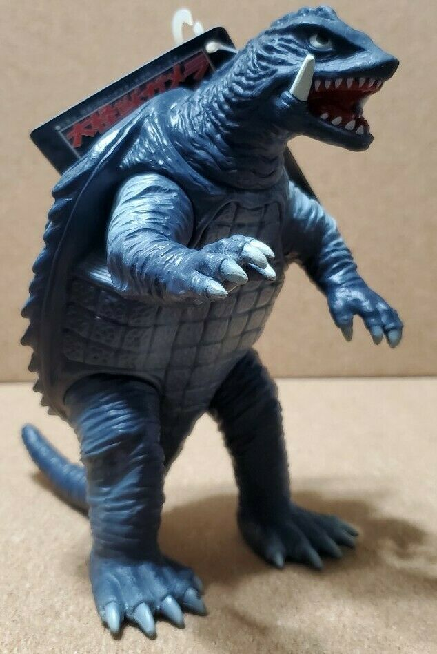 Bandai SHOWA GAMERA 6 inch Vinyl Figure with tag from Japan