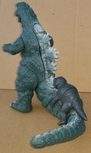 Load image into Gallery viewer, Y-MSF Green GODZILLA 1967 SIX inch & Infant Miniya kaiju figure from Japan