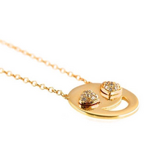 Load image into Gallery viewer, LOVE Emoji Necklace