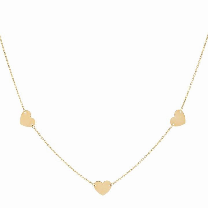 Three Hearts Choker