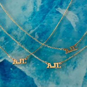 """You Name It"" Necklace"